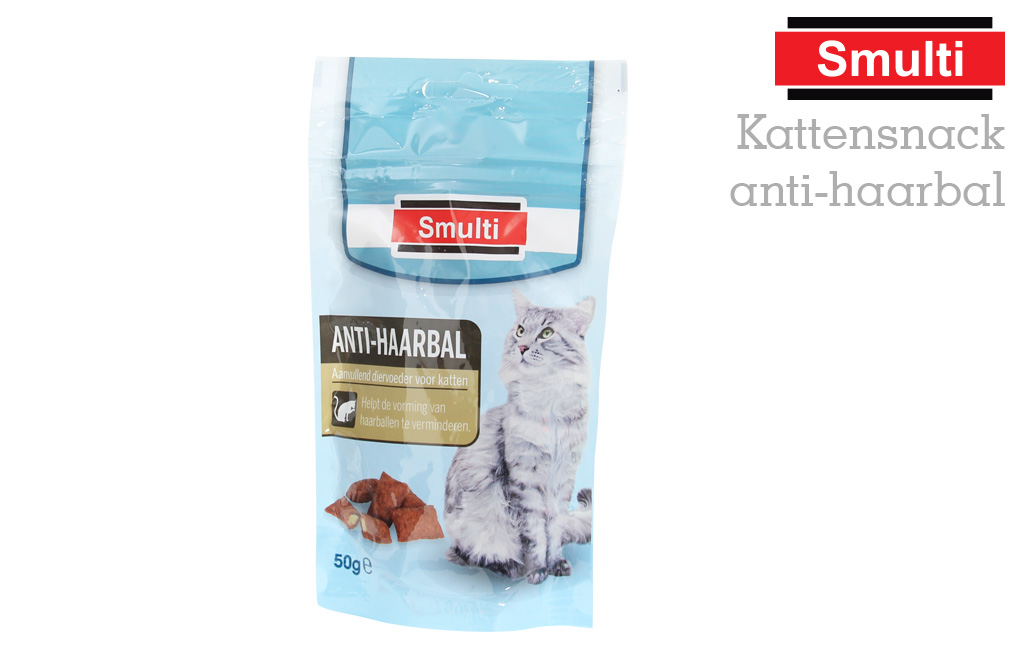 Kattensnack Anti-haarbal