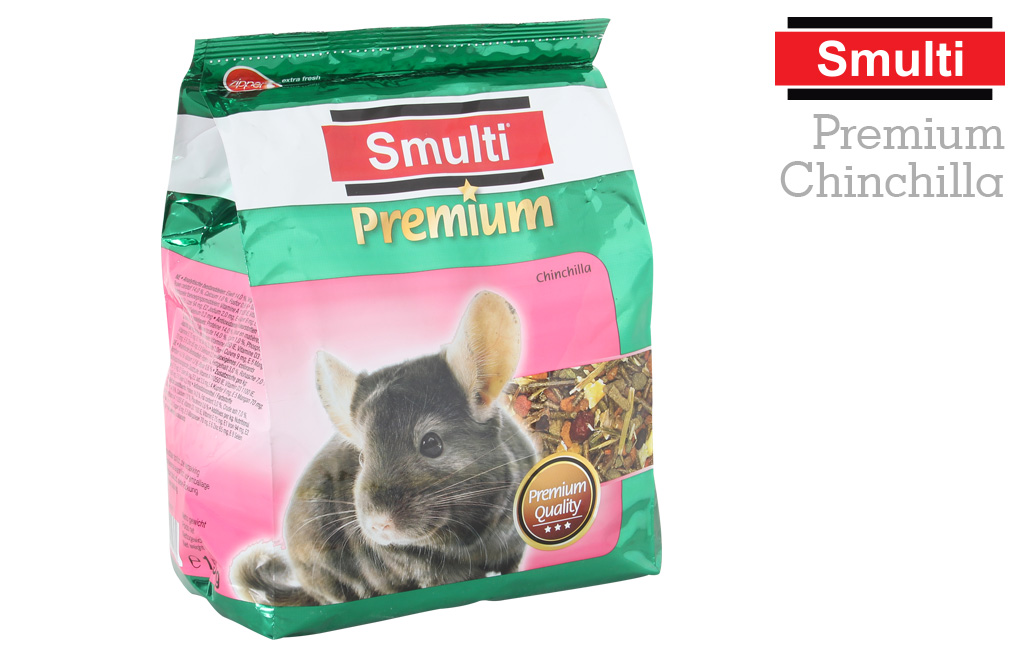 Premium Chinchillavoer